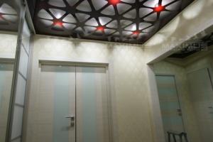 Резные натяжные потолки