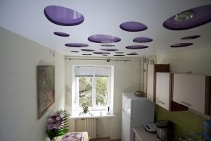 Резные натяжные потолки Apply